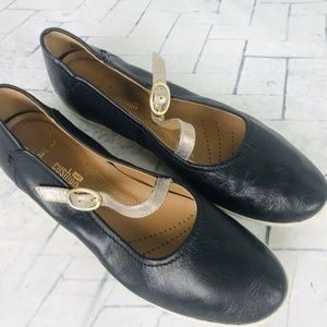 CLARKS  COLLECTION SOFT CUSHION Mary Jane Flats